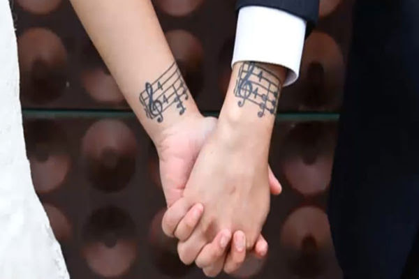 Tatuajes Para Parejas 15 Ideas Que Sellarán Su Amor Mujer Y Punto