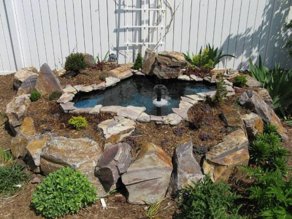 Fabulous Back Yard Water Features 600 x 450 · 59 kB · jpeg