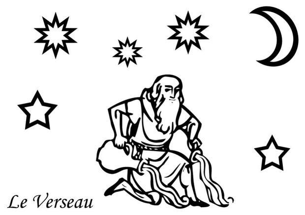 Coloriage Signes Du Zodiaque Coloriages Coloriage à Imprimer
