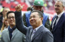 Leicester City owner Vichai succeeded in soccer and business