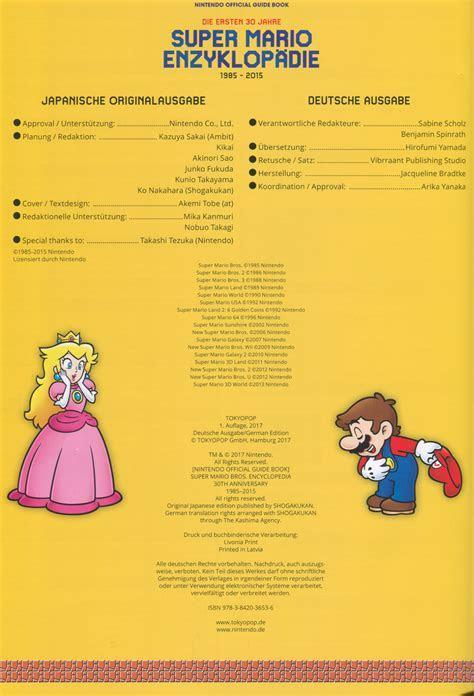 Super Mario Bros. Encyclopedia   Super Mario Wiki, the