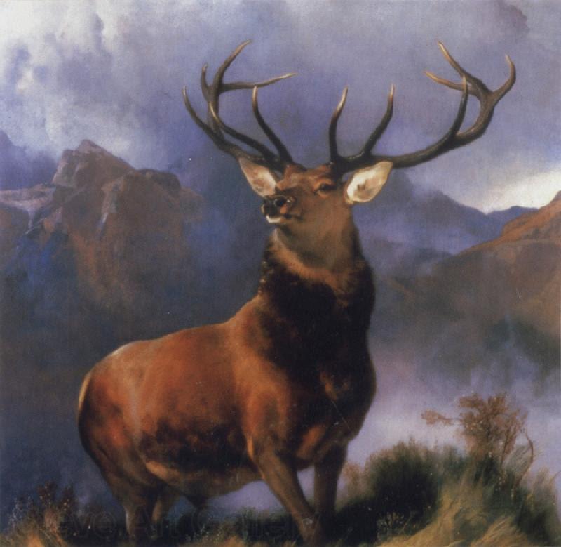 Sir Edwin Landseer Monarch of the Glen