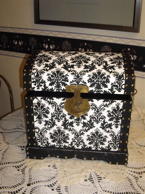 Treasure Chest Jewelry Box Plans   WoodWorking Projects