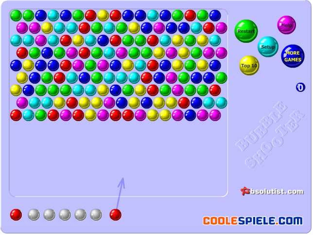 Bubble Spielen