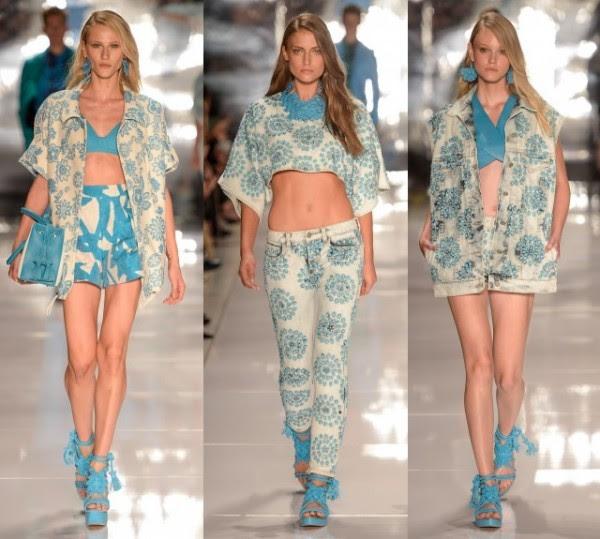 azul celeste entre as tendências para a Primavera Verão 2015