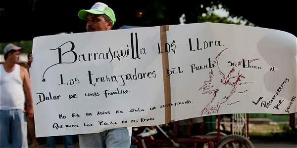 Los cadáveres de los menores serán trasladados desde Barranquilla hasta Fundación.