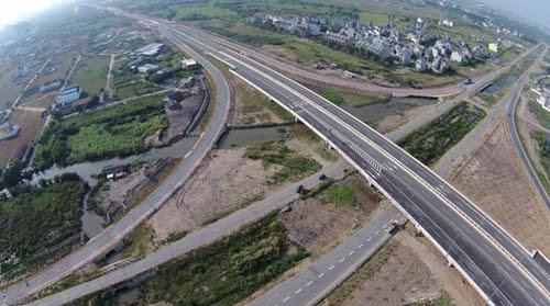 cao tốc Bắc Nam, Bộ giao thông vận tải