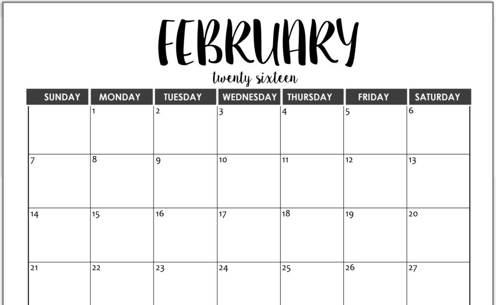 2021 Calendar Templates Editable By Word - Word (.doc) and ...