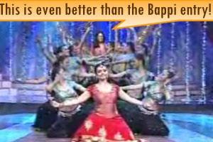 Vaibhavi Madhuri Dance Aaja Nachle