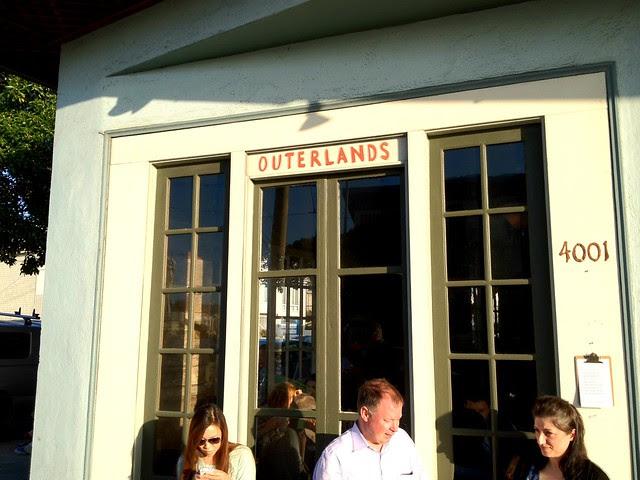 Outerlands - San Francisco