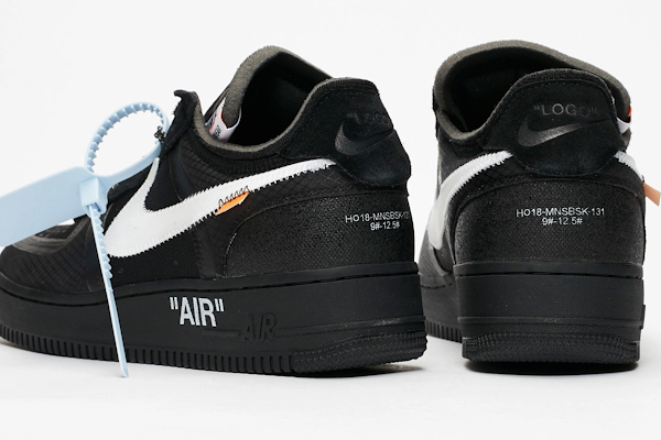 official photos 6063c 0a54d Nike Drops Its Off-White x Air Force 1 Low in Black