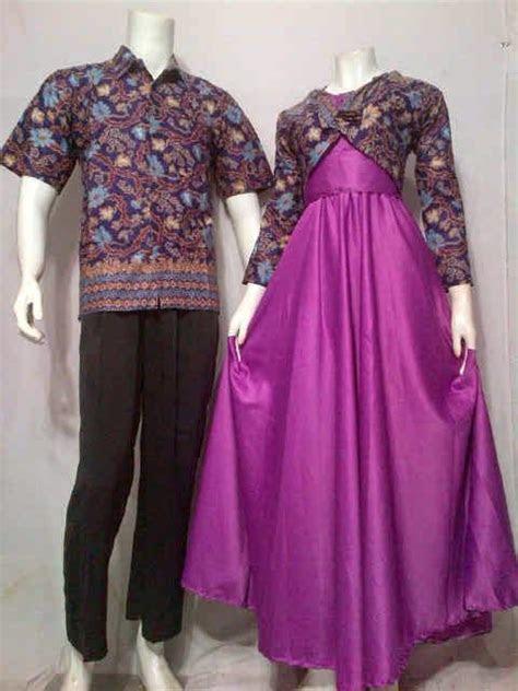 model baju gamis batik modern gentong seri call order