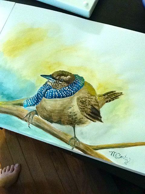 painting again