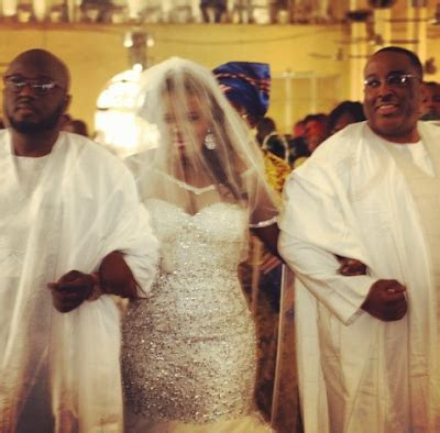 Ooni Of Ife? Daughter?s Wedding Pictures: Princess Seyi