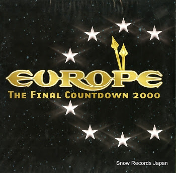 EUROPE final countdown 2000, the