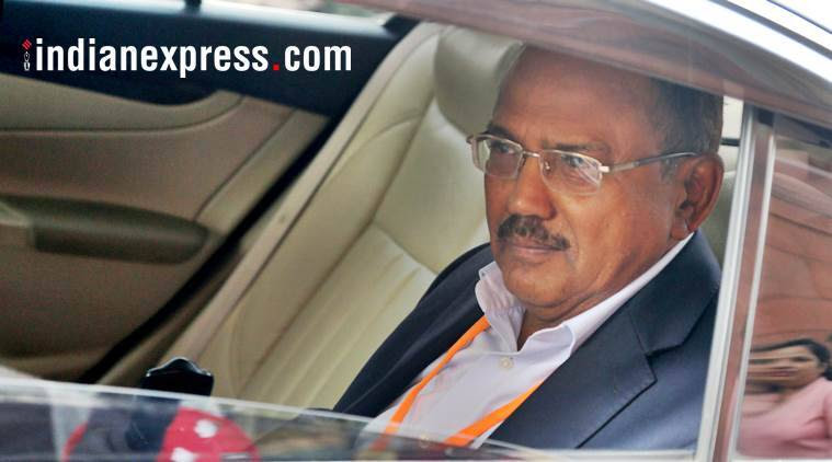 new deputy nsa, national security advicer, former raw chief, rajinder khanna, ajit doval, indian express