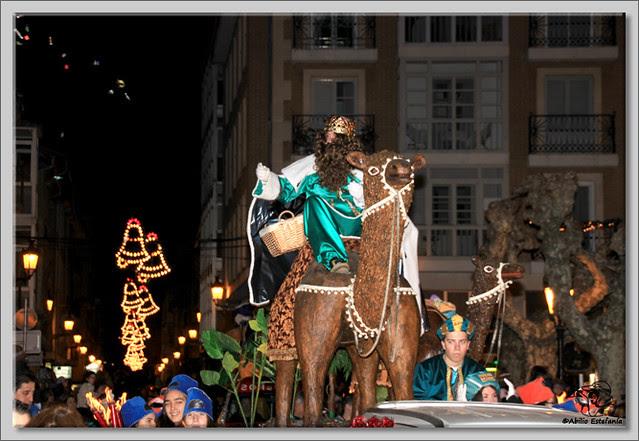 4 Cabalgata de Reyes de Briviesca 2.013