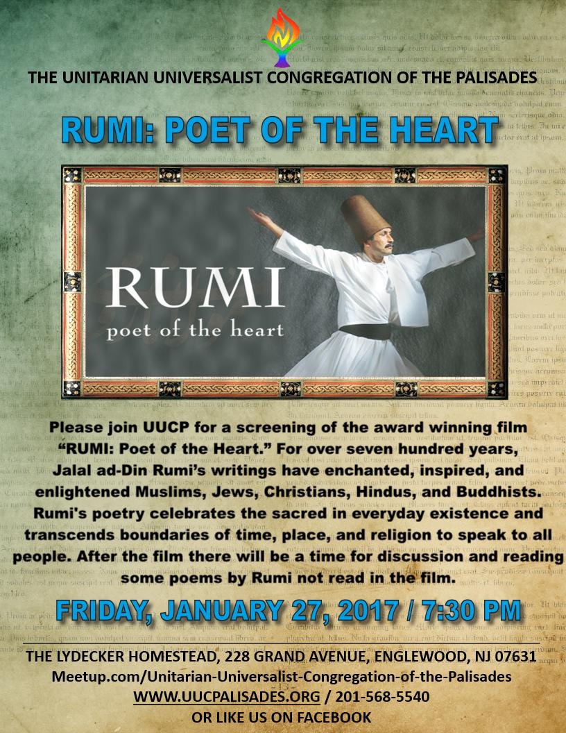 Rumi Poet Of The Heart Film