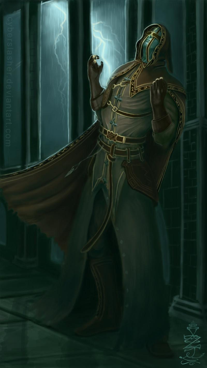 Royal Sorcerer Navlaan