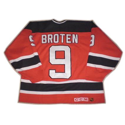 New Jersey Devils 94-95 jersey