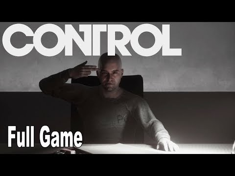Control Full Game Playthrough | Movie