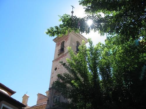 Torre de la Iglesia de San Justo, Toledo.