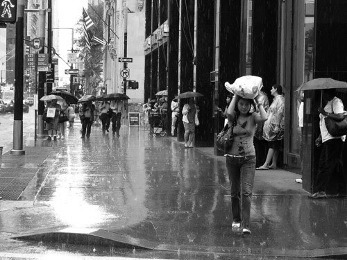 Rain, NYC