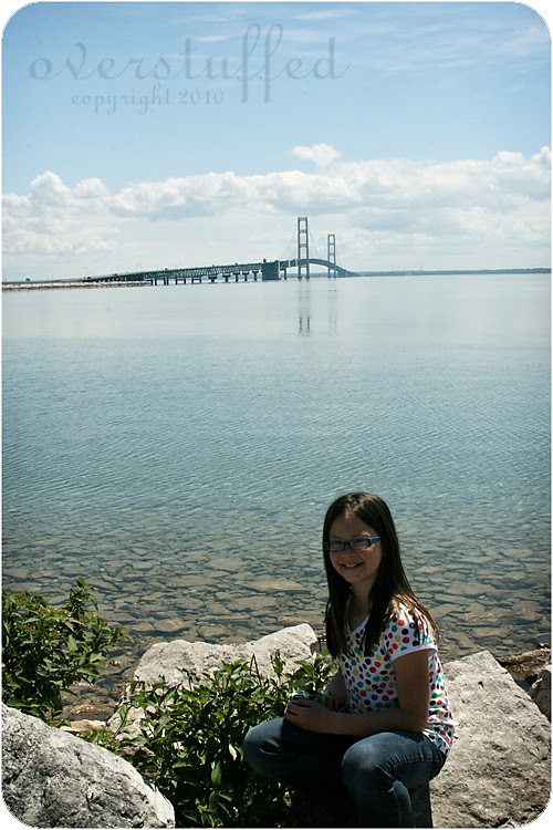 Bria with Bridge