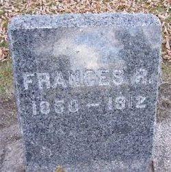 Frances R <i>Bagley</i> Van Meter
