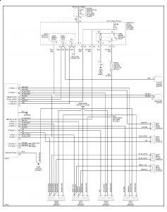 1997 Dodge Caravan Speaker Wiring Diagrams: Electrical ...