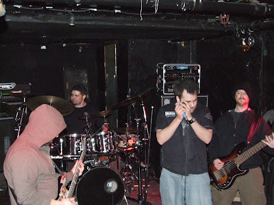 Car Bomb @ Lit Lounge, Feb. 29th, 2007