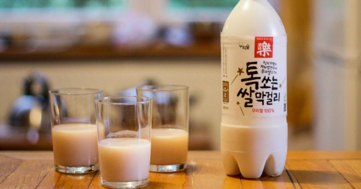 Minuman Khas Korea Selatan Yang Sangat Nikmat