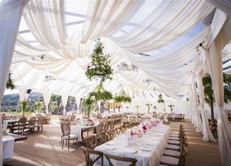 This gorgeous wedding reception took place last summer and