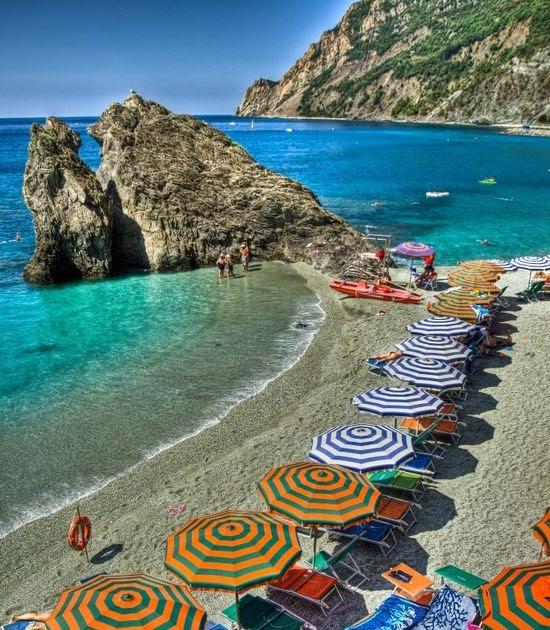Beach Resorts In Cinque Terre