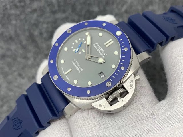 PAM 959 in Hand