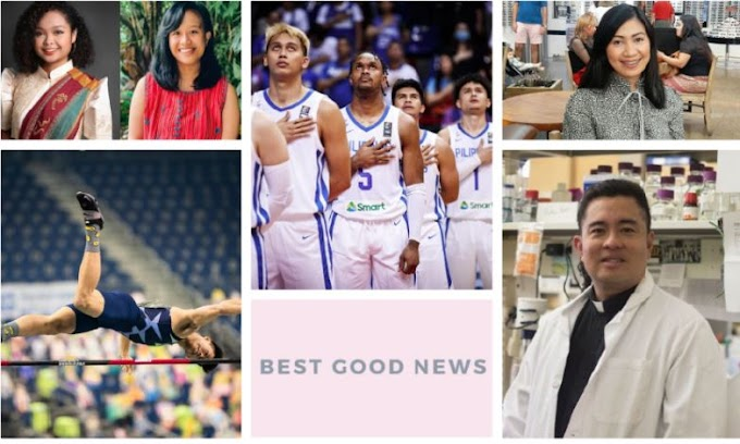 Filipino sports, youth leaders, Covid vaccine, UP – these good news stories top February headlines