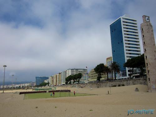 Campos de praia da Figueira da Foz / Buarcos #1 - Futebol em relvado sintético (3) [en] Game fields on the beach of Figueira da Foz / Buarcos - Football on synthetic grass