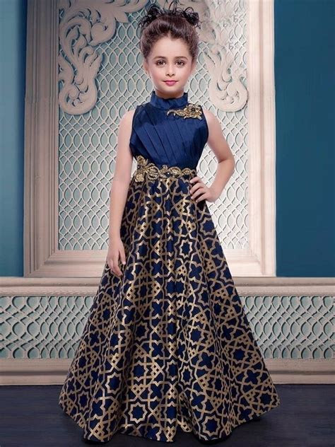 Pakistani Baby Girls Fancy Dresses For Birthday Party