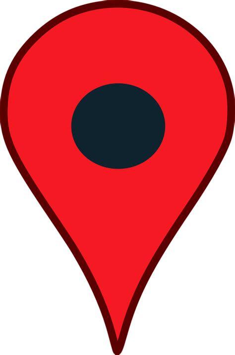 location pointer pin google  vector graphic  pixabay