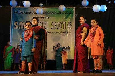 TALES FROM AMRITA'S WONDER HOUSE: FASHION SHOW OF AUTISTIC CHILDREN