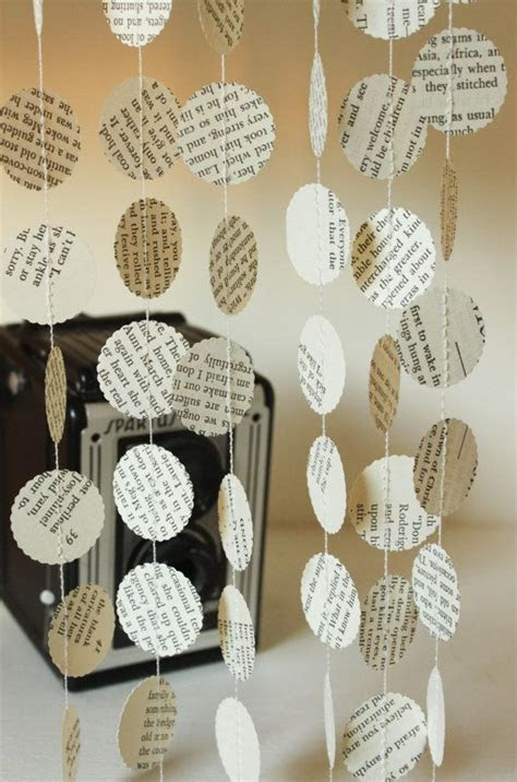 Best 20  Paper Garlands ideas on Pinterest   Diy garland