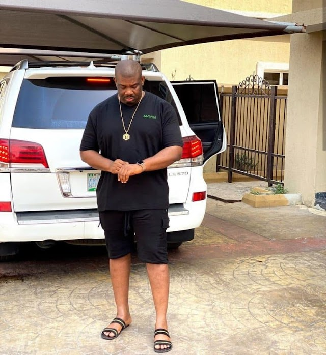 SEE DON JAZZY EPIC REPLY TO A LADY WHO ASKED FOR ONE OF HIS CARS (SEE SCREENSHOT)