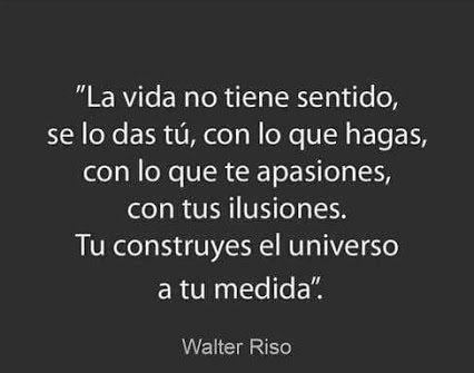 Walter Riso 28 Frases En Imagenes La Vache Rose Espagnole