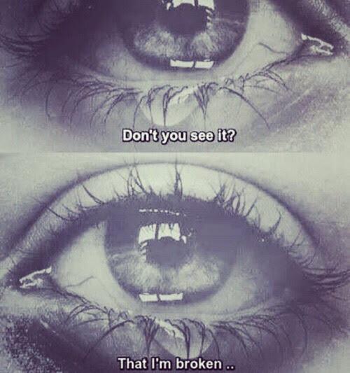 Life Depression Eyes Crying Sad Quotes Green Eyes Image