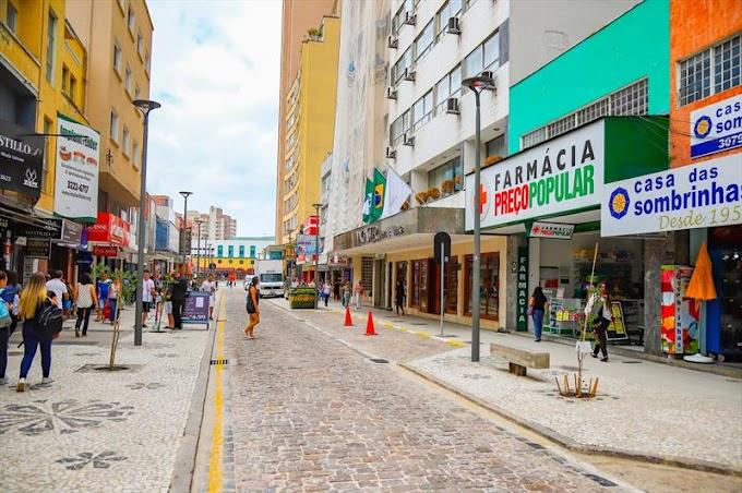 Curitiba irá decretar bandeira vermelha