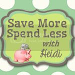 Save More Spend Less with Heidi