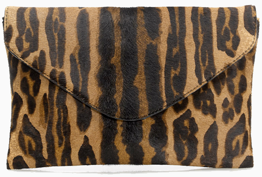LE FASHION J CREW SALE LEOPARD PRINT CLUTCH BAG 4