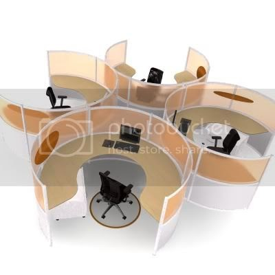 Greatinteriordesig contemporary modern office furniture for Modern office design concepts