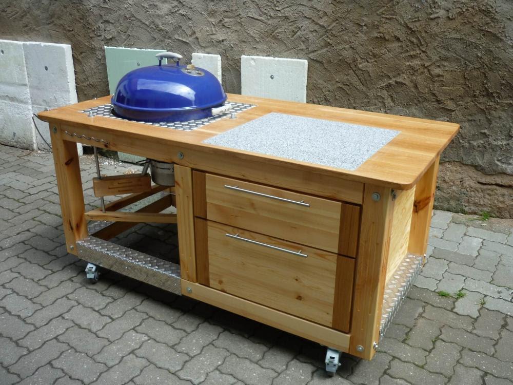 Outdoor Küche Bauanleitung. outdoor kuche aus holz selber ...
