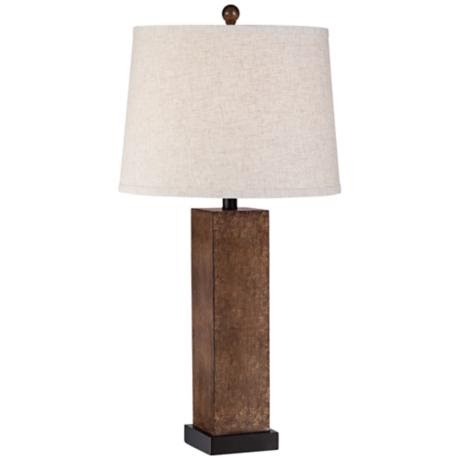 Modern Wood Table Lamps Elegant Modern Wood Table Lamps